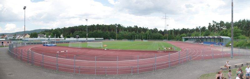 Bayern Alzenau Stadion
